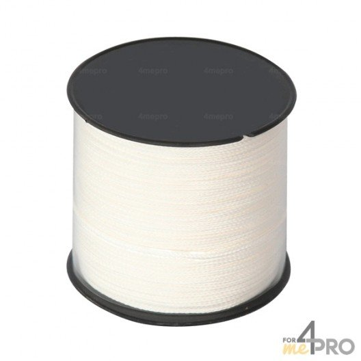 Cordel nylon blanco Ø2mm