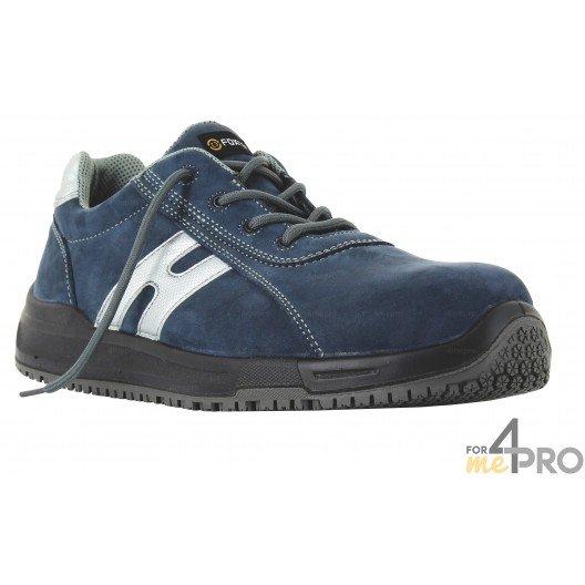 Zapatos de seguridad hombre Jumper bajos - normas S1P/SRC