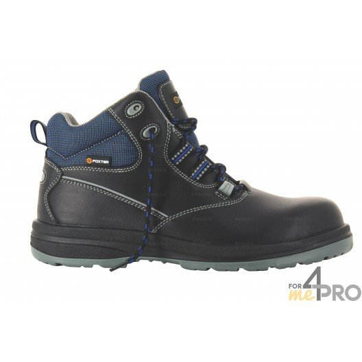 Zapatos de seguridad hombre Mustang altos - normas S3/SRC/WRU
