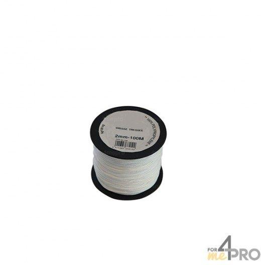 Cordel polipropileno blanco Ø2,5mm