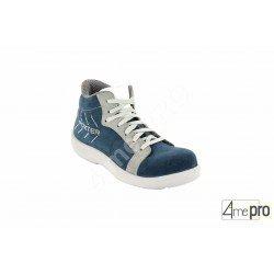 Zapatos de seguridad mujer Diams altos - normas S3/SRA