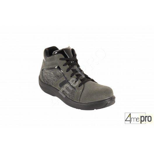 Zapatos de seguridad mujer Kenza altos - normas S3/SRA