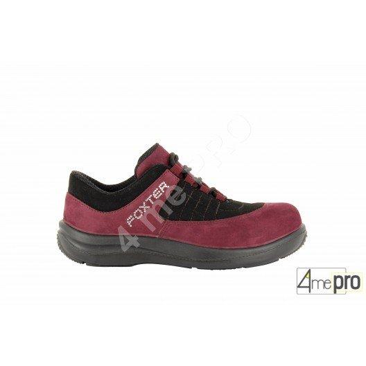 Zapatos de seguridad mujer Ruby bajos - normas S1P/SRA