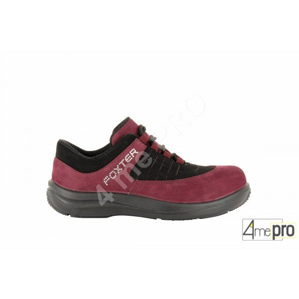 zapatos de seguridad par mujer
