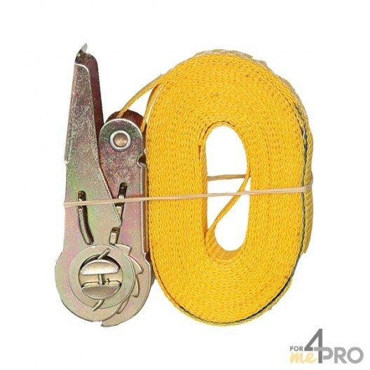 Correa de amarre PES con tensor 35mm