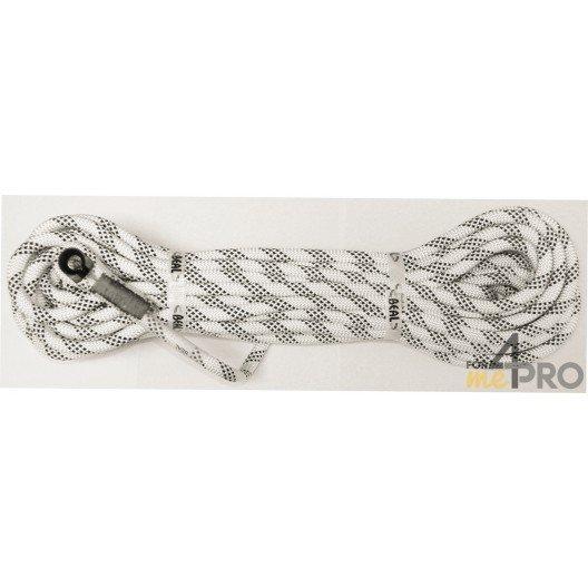 Cuerda industria diám. 11mm con hebilla patentada - 20m - EN 1891