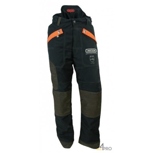 Pantalón de protección Waipoua para motosierra - S a XXXL