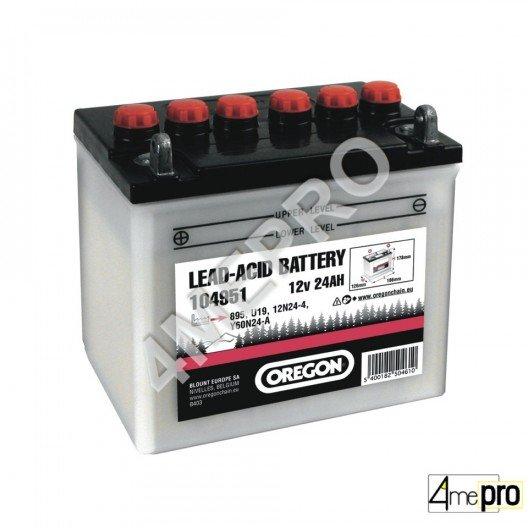 Batería seca de plomo 12N24-4