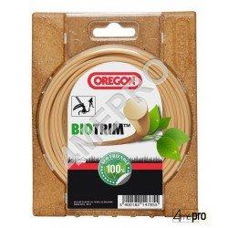 Hilo nylon óxo-biodegradable biotrim+ de 2 mm