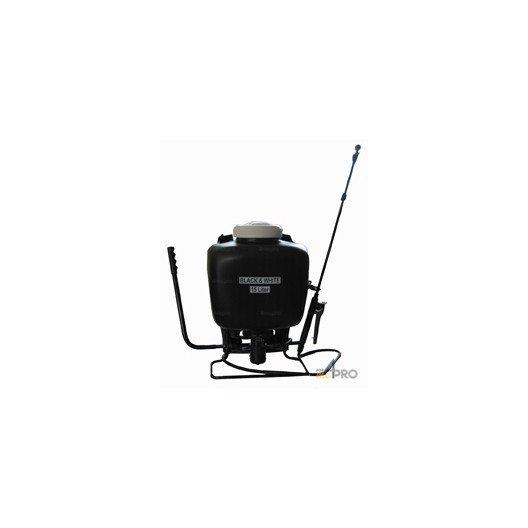 Pulverizador Dorsal Black & White 15 l negro