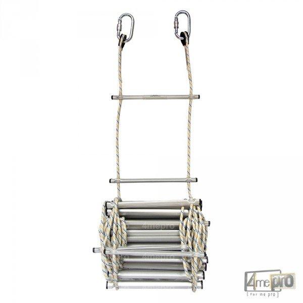 Escalera de cuerda de poliamida 5 m 4mepro - Escaleras de cuerda ...