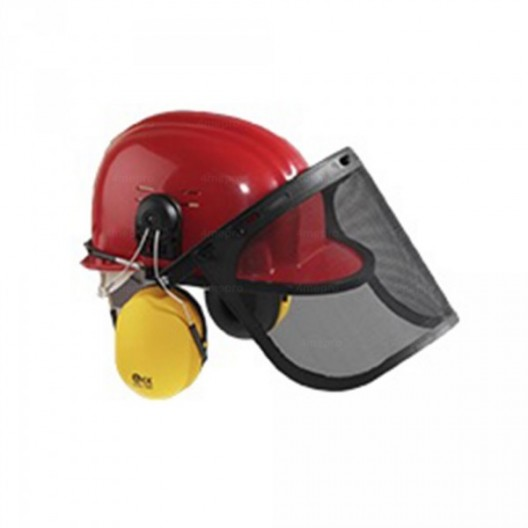Casque de protection FORESTIER