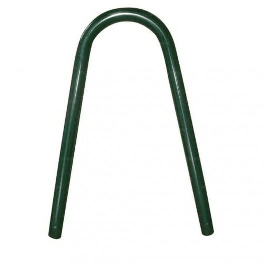 Arco simple galvanizado para espacios verdes + polvo de poliéster
