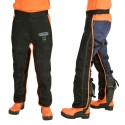 Espinilleras universales de protección - EN 381-5 Clase 1 (20 m/s)