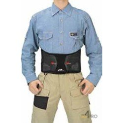 Cinturón de mantenimiento lumbar