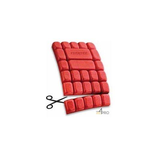 Rodillera para pantalón Multipad extra ligera - Norma EN 14404/EPI tipo2