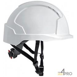 Casco de seguridad blanco para trabajos en altura - EN 397